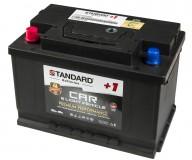 Μπαταρία αυτοκινήτου STANDARD+1 Premium Performance SMF57819CARPR 12V 78Ah 750CCA(SAE)