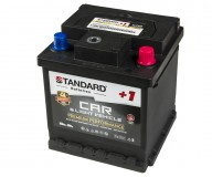 Μπαταρία αυτοκινήτου STANDARD+1 Premium Performance SMF54411CARPR 12V 44Ah 350CCA(SAE)