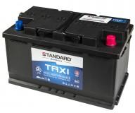 Μπαταρία TAXI STANDARD AGM Start&Stop Plus AGM80L4TAXI 12V 80Ah 800CCA(SAE)