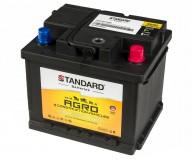 Μπαταρία αγροτικού & δομικού οχήματος και μηχανήματος STANDARD SMF54321AGRO 12V 45Ah 400CCA(SAE)