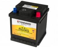 Μπαταρία αγροτικού & δομικού οχήματος και μηχανήματος STANDARD SMF54018AGRO 12V 40Ah 320CCA(SAE)