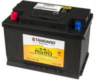 Μπαταρία αγροτικού & δομικού οχήματος και μηχανήματος STANDARD SMF57519AGRO 12V 75Ah 680CCA(SAE)