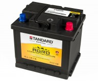Μπαταρία αγροτικού & δομικού οχήματος και μηχανήματος STANDARD SMF55066AGRO 12V 50Ah 400CCA(SAE)