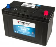 Μπαταρία για σκάφος & τροχόσπιτο & RV STANDARD SMF60045MRV 12V 100Ah 780CCA(SAE)