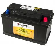 Μπαταρία αγροτικού & δομικού οχήματος και μηχανήματος STANDARD SMF58014AGRO 12V 80Ah 730CCA(SAE)