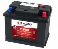 Μπαταρία αυτοκινήτου STANDARD High Performance SMF56019CAR 12V 60Ah 580CCA(SAE)