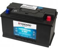 Μπαταρία για σκάφος & τροχόσπιτο & RV διπλής χρήσης STANDARD SMF58514MRVDP 12V 85Ah 800CCA(SAE)