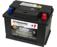 Μπαταρία αυτοκινήτου STANDARD+1 Premium Performance SMF56319CARPR 12V 63Ah 640CCA(SAE)