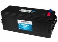 Μπαταρία για σκάφος & τροχόσπιτο & RV διπλής χρήσης STANDARD SMF64589MRVDP 12V 145Ah 1005CCA(SAE)