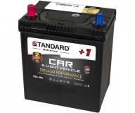 Μπαταρία αυτοκινήτου STANDARD+1 Premium Performance SMF54522CARPR 12V 45Ah 330CCA(SAE)