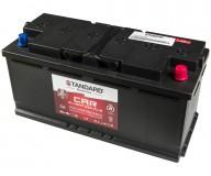 Μπαταρία αυτοκινήτου STANDARD AGM Start&Stop Plus AGM105L6CARPR 12V 105Ah 950CCA(EN)