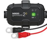 Φορτιστής και συσκευή συντήρησης συσσωρευτών άμεσης τοποθέτησης NOCO GENIUS2D 12V 2A