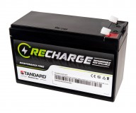 Μπαταρία STANDARD RECHARGE βαθείας εκφόρτισης VRLA AGM 12V 7.0C20/6.53C10/5.8C5 AH