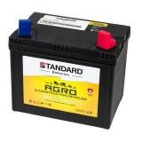 Μπαταρία αγροτικού & δομικού οχήματος και μηχανήματος STANDARD AGRO53015 12V 30Ah 330CCA