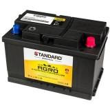 Μπαταρία αγροτικού & δομικού οχήματος και μηχανήματος STANDARD AGRO57413 12V 74Ah 620CCA