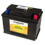 Μπαταρία αγροτικού & δομικού οχήματος και μηχανήματος STANDARD AGRO57420 12V 74Ah 620CCA