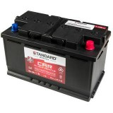 Μπαταρία αυτοκινήτου STANDARD AGM Start&Stop Plus AGM80L4 12V 80Ah 800CCA(EN)