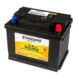 Μπαταρία αγροτικού & δομικού οχήματος και μηχανήματος STANDARD AGRO55559 12V 55Ah 510CCA