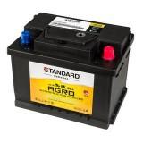 Μπαταρία αγροτικού & δομικού οχήματος και μηχανήματος STANDARD AGRO56320 12V 63Ah 540CCA
