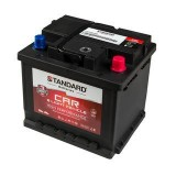 Μπαταρία αυτοκινήτου STANDARD High Performance SMF55066 12V 50Ah 400CCA(EN)