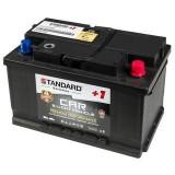 Μπαταρία αυτοκινήτου STANDARD+1 Premium Performance XMF58013 12V 80Ah 680CCA