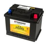 Μπαταρία αγροτικού & δομικού οχήματος και μηχανήματος STANDARD AGRO56319 12V 63Ah 540CCA