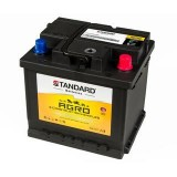Μπαταρία αγροτικού & δομικού οχήματος και μηχανήματος STANDARD AGRO55066 12V 50Ah 400CCA