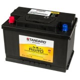 Μπαταρία αγροτικού & δομικού οχήματος και μηχανήματος STANDARD AGRO57419 12V 74Ah 580CCA
