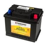 Μπαταρία αγροτικού & δομικού οχήματος και μηχανήματος STANDARD AGRO55560 12V 55Ah 510CCA