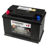 Μπαταρία αυτοκινήτου STANDARD+1 Premium Performance XMF57419 12V 74Ah 630CCA