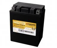 Μπαταρία STANDARD MOTO & POWERSPORTS VRLA AGMYTX14AHBS 12V 12Ah 210A(CCA)