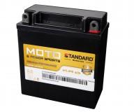 Μπαταρία STANDARD MOTO & POWERSPORTS VRLA AGMMFYB5LB 12V 5Ah 75A(CCA)