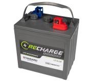 Μπαταρία STANDARD RECHARGE βαθείας εκφόρτισης υγρού τύπου FLOODED06240 6V 240C20/216C10/195C5 AH